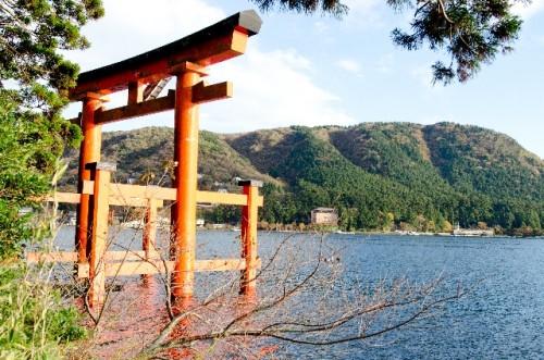 神奈川県 箱根神社
