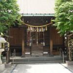 神奈川県横浜市の安産祈願 – 横浜水天宮平沼神社