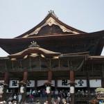 長野県長野市の安産祈願 – 善光寺