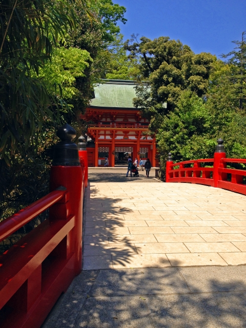 埼玉県 大宮氷川神社