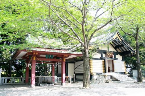 東京都 日枝神社