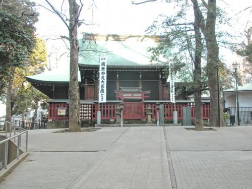 東京都 雑司ヶ谷 鬼子母神堂