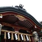 東京都中央区日本橋の安産祈願 – 水天宮 (すいてんぐう)