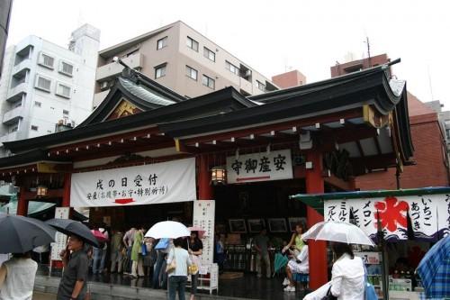 東京都 水天宮