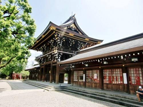 愛知県 真清田神社