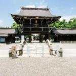 愛知県一宮市の安産祈願 – 真清田神社 (ますみだじんじゃ)