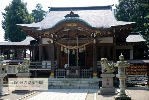 神奈川県 神鳥前川神社