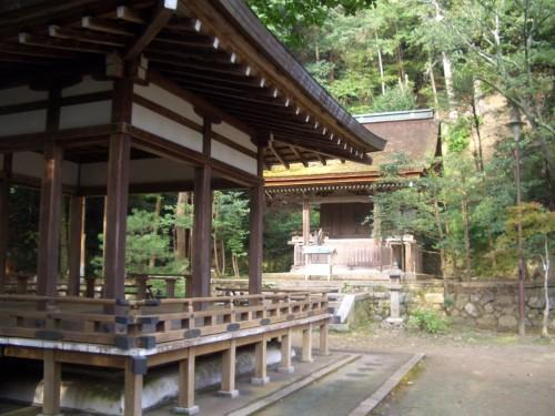 京都府 月読神社 松尾大社