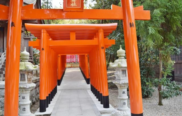 愛知県 針名神社
