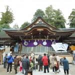 奈良県桜井市の安産祈願 – 三輪明神 大神神社 (おおみわじんじゃ)