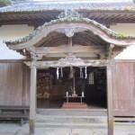 岡山県総社市の安産祈願 – 軽部神社(かるべじんじゃ)