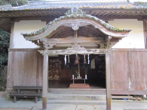 岡山県 軽部神社