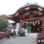 東京都江東区の安産祈願 – 亀戸天神社 (かめいどてんじんじゃ)