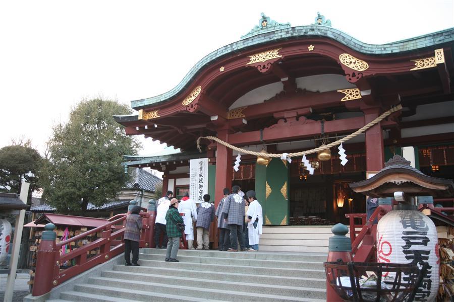 東京都 亀戸天神社