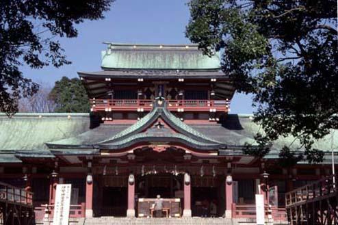 東京都 富岡八幡宮