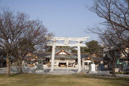 広島県 広島護国神社