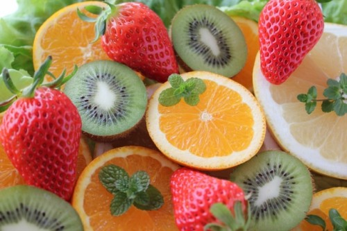 妊娠中期におすすめの果物