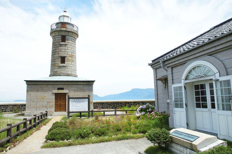 男木島 灯台