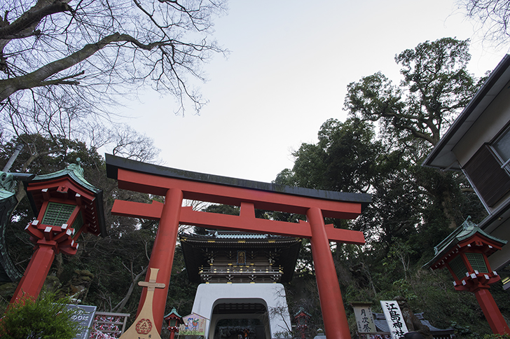 神奈川県 江島神社