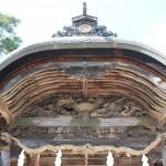 京都府福知山市の安産祈願 – 大原神社 (おおはらじんじゃ)