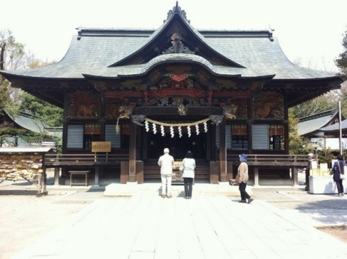 埼玉県 秩父神社