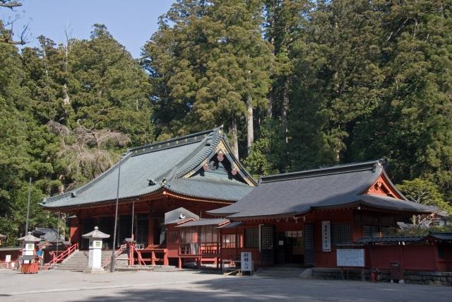 栃木県 二荒山神社