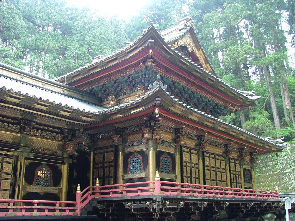 栃木県 輪王寺