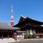 東京都港区の安産祈願 – 増上寺 (ぞうじょうじ)