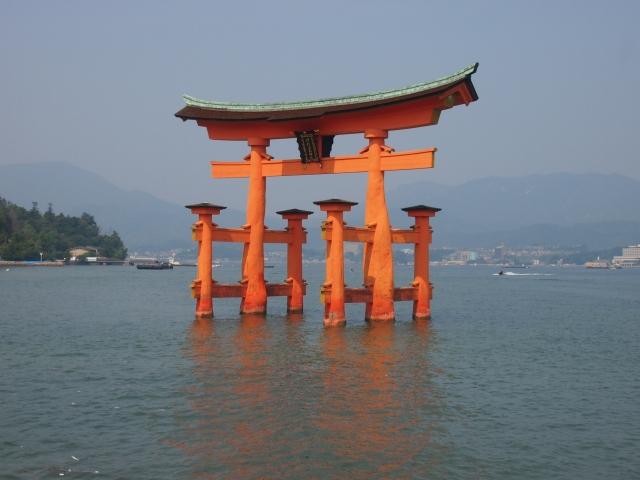 広島県 厳島神社