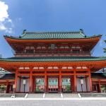 京都府京都市左京区の安産祈願 – 平安神宮 (へいあんじんぐう)