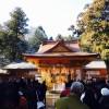 長野県安曇野市の安産祈願 – 穂高神社 (ほたかじんじゃ)