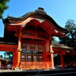 熊本県宇佐市の安産祈願 – 宇佐神宮 (うさじんぐう)