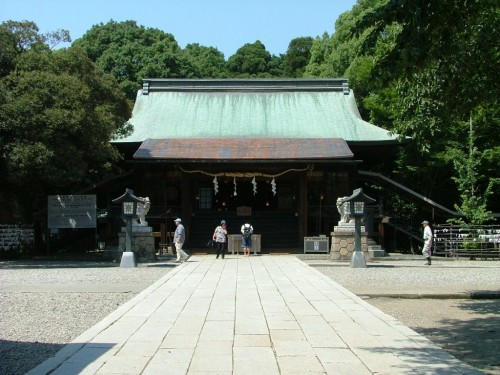 栃木県 宇都宮二荒山神社