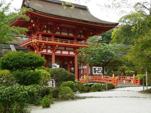 京都市 上賀茂神社 賀茂別雷神社