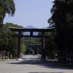 奈良県橿原市の安産祈願 – 橿原神宮 (かしはらじんぐう)
