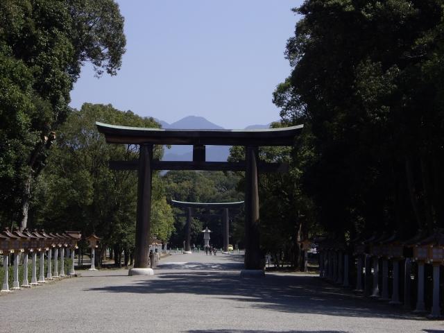 奈良県橿原市 橿原神宮