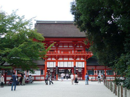 京都市 下鴨神社(賀茂御祖神社)
