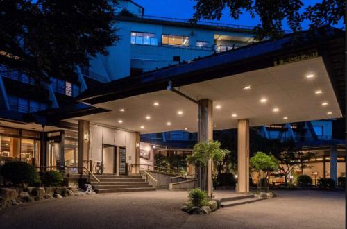 新潟・湯田上温泉 ホテル小柳
