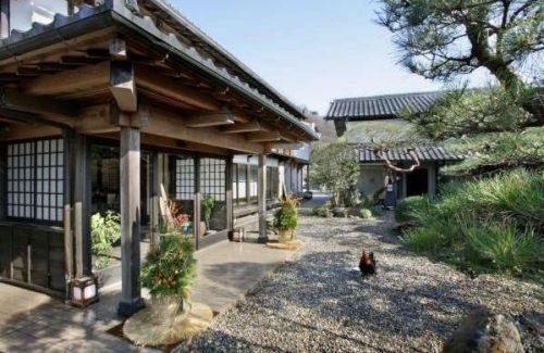 埼玉県  二百年の農家屋敷 宮本家