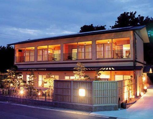 日間賀島 島宿うみどり